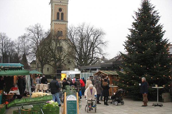 Siemseemarkt Schloßberg
