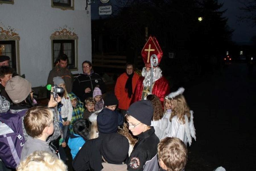 09.12 - 10.12.2017 Christkindlmarkt in Kematen