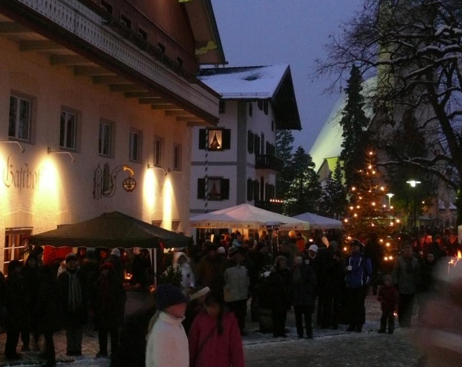 16.12.2017 Brannenburger Dorf-Advent