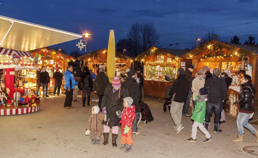 14.12 - 17.12.2017 Weihnachtsmarkt Bruckmühl