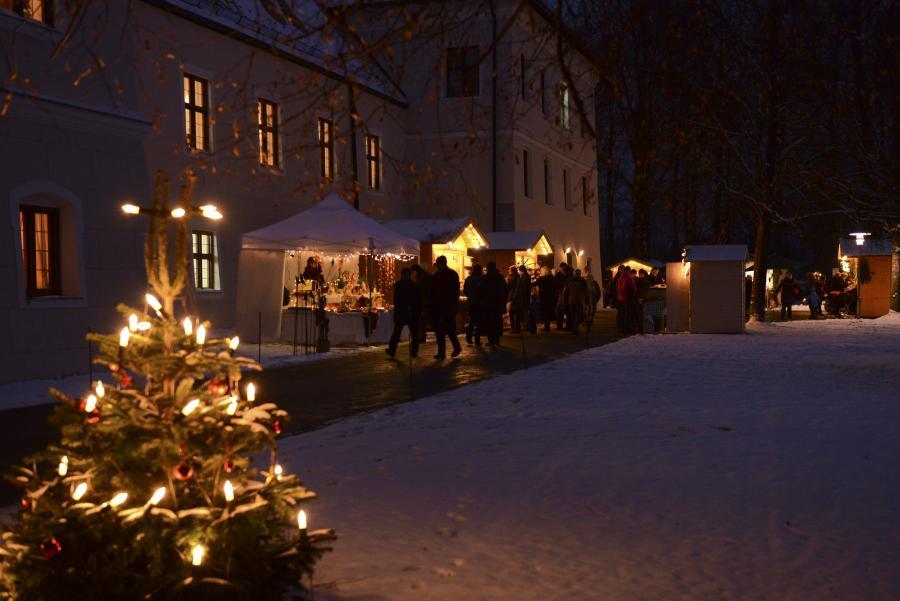Adventsmarkt Kloster Seeon