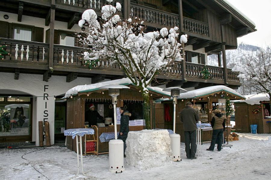16.12 - 17.12.2017 Christkindlmarkt Oberaudorf
