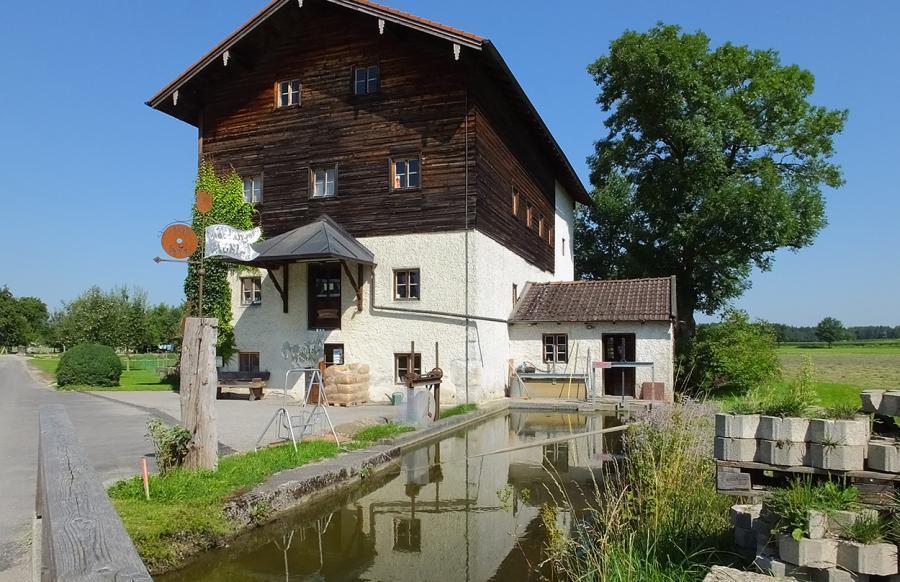 Wachinger Mühle in Neubeuern