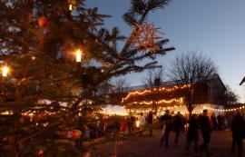 02.12 - 03.12.2017 Adventsmarkt im Bauernhausmuseum