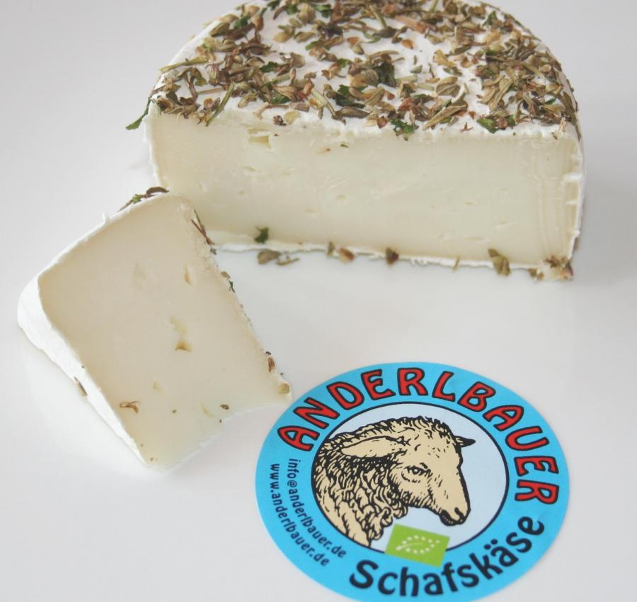 Anderlbauer - Käsespezialitäten aus dem Chiemgau