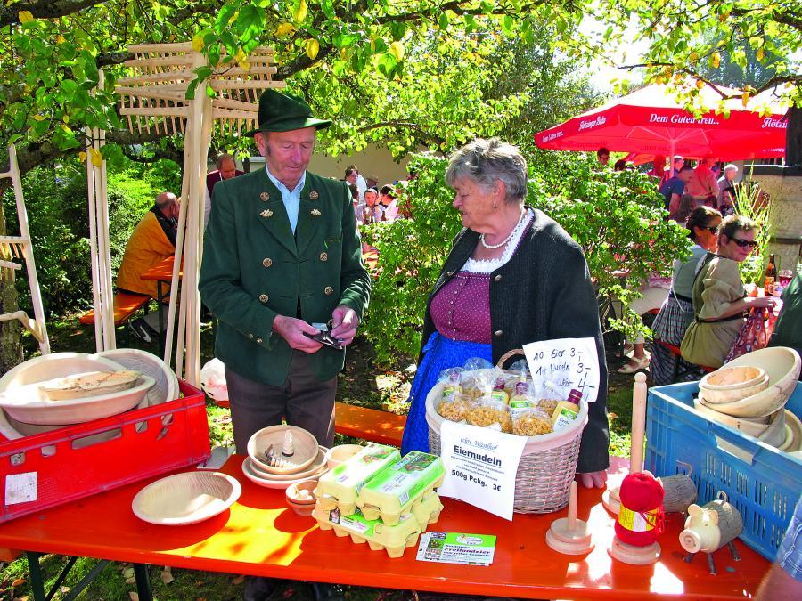 29.09.2019 Nußdorfer Obst- und Bauernherbstmarkt