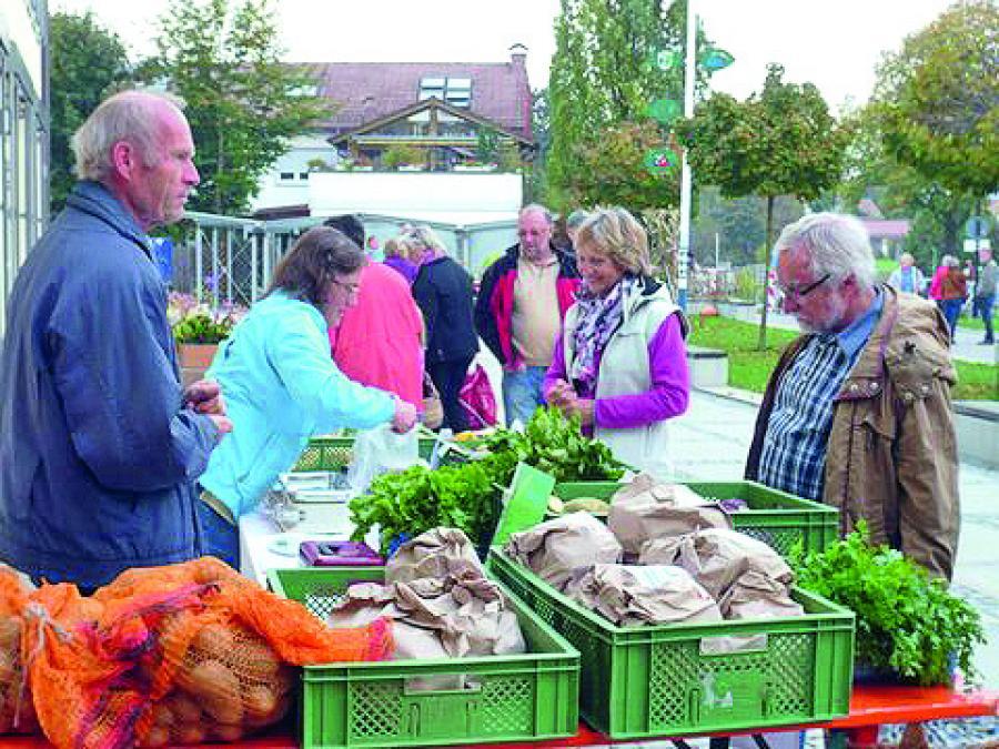 12.10.2019 Edlinger Bauernherbstmarkt