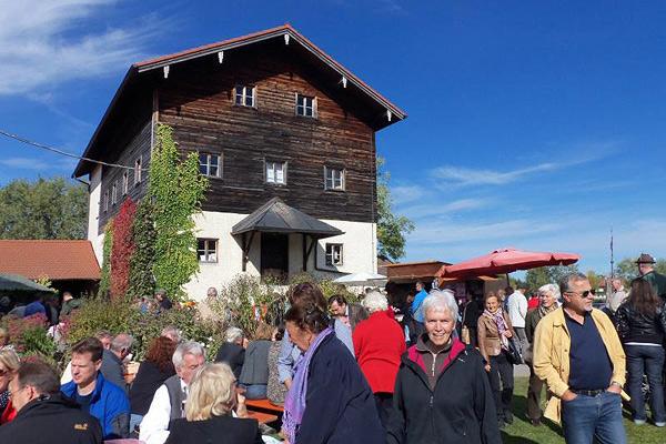 Bauernherbstmarkt in Winkl