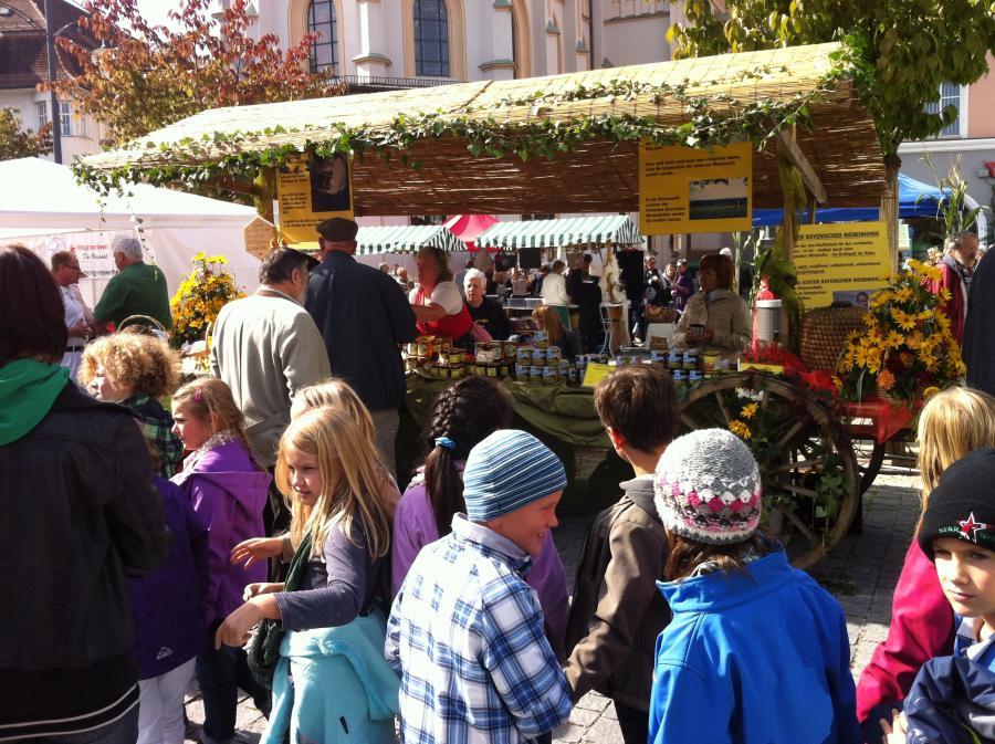 Bauernherbstmarkt Schmankerlstraße