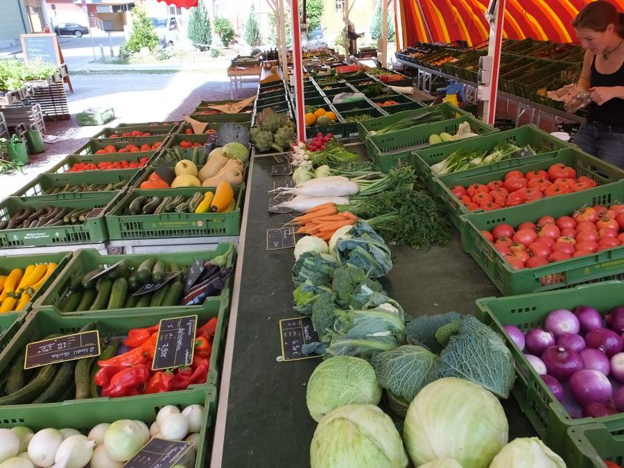 Bad Aiblinger Bauernmarkt