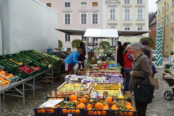 Bauernmarkt Tittmoning