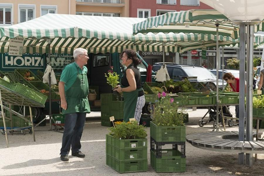 Bauernmarkt Traunreut