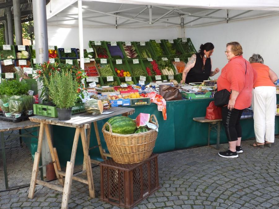Bauermärkte in Wasserburg