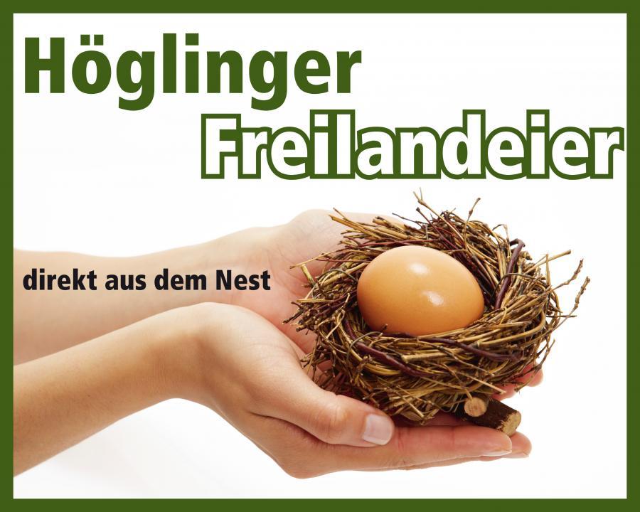 Höglinger Freilandeier Bruckmühl