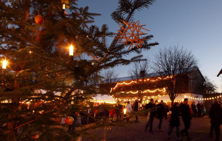 01.12 - 02.12.2018 Adventsmarkt im Bauernhausmuseum