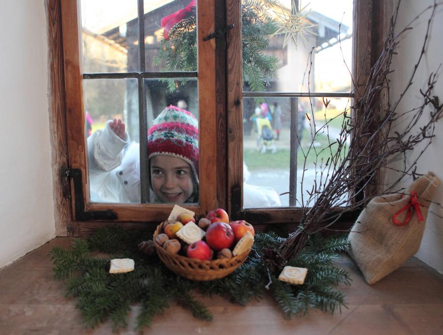 Adventsmarkt im Bauernhausmuseum