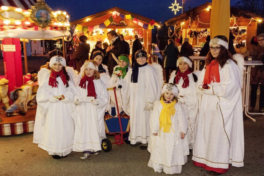 Bruckmühler Weihnachtsmarkt