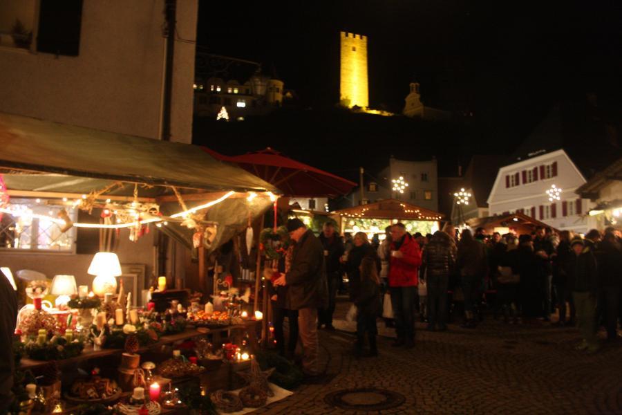 Weihnachtsmarkt Neubeuern