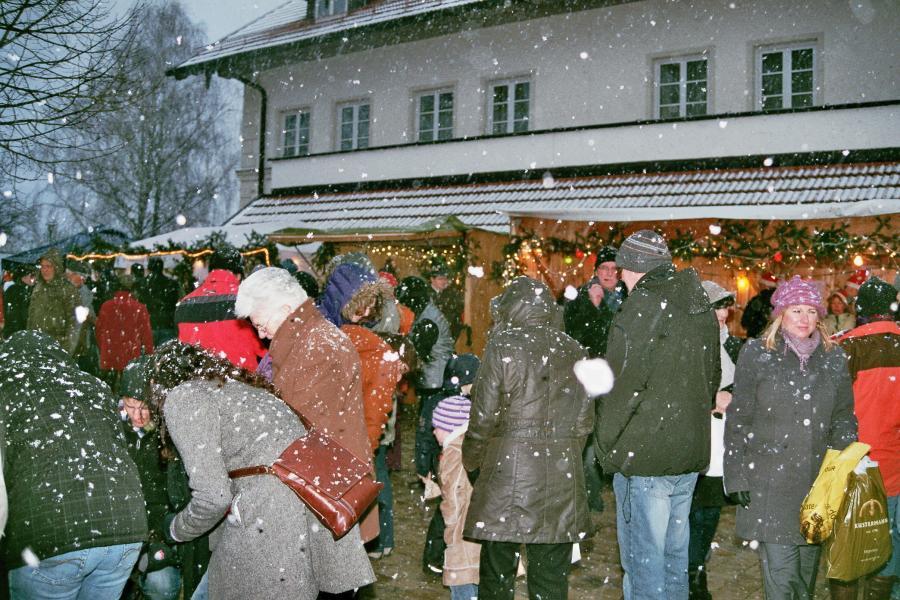 14.12.2019 Christkindlmarkt Pfaffing