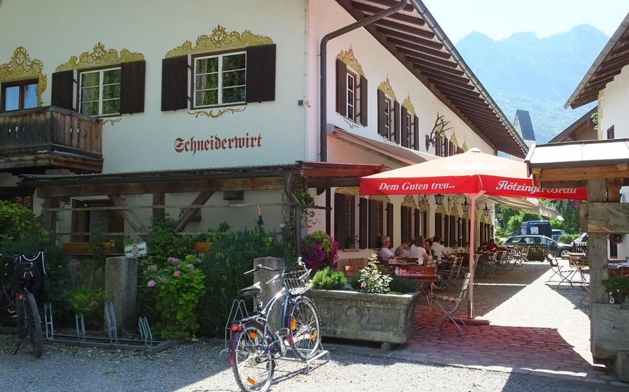 Schneiderwirt in Nußdorf