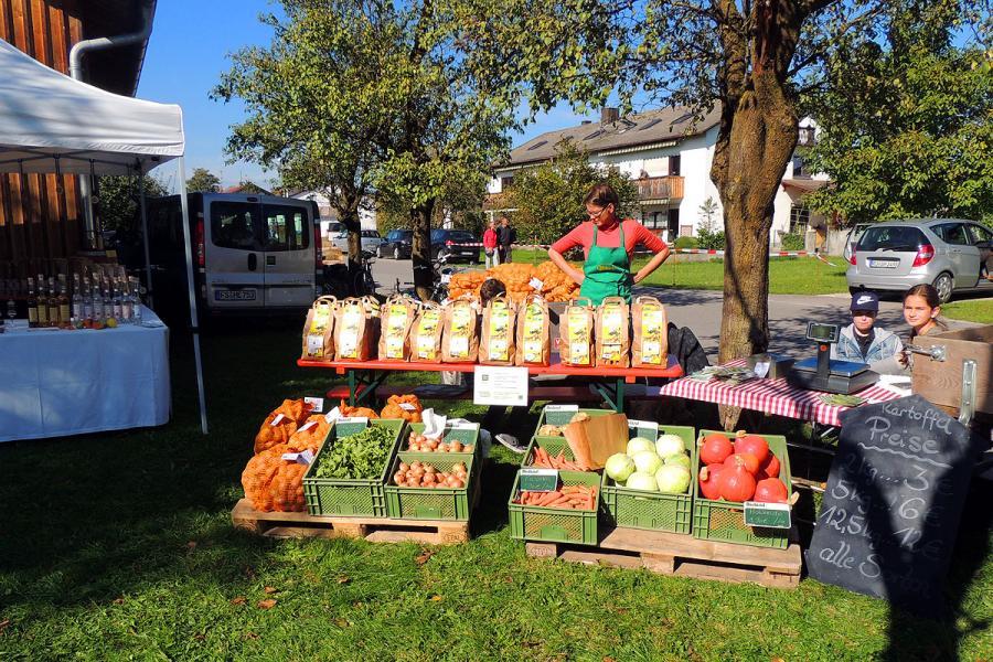 Bauernherbst-Markt Noderwiechs