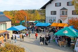 27.10.2019 Rohrdorfer Bauernherbstmarkt