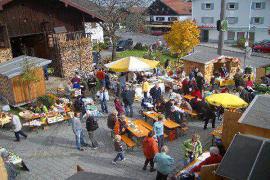 05.10.2019 Bauernherbstmarkt Rimsting