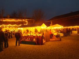 1. und 2.12.2019 Adventsmarkt im Bauernhausmuseum