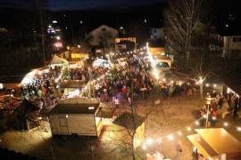 13.12. bis 15.12.2019 Raublinger Weihnachtsmarkt