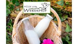 Milch vom Weberhof