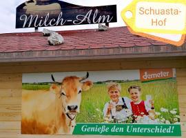 Schuasta Hof Milch-Alm